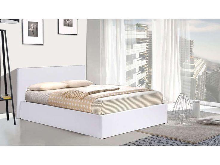 Oltre 1000 idee su lit coffre su pinterest lit coffre 160 lit coffre ikea - Lit coffre dunlopillo 160x200 ...