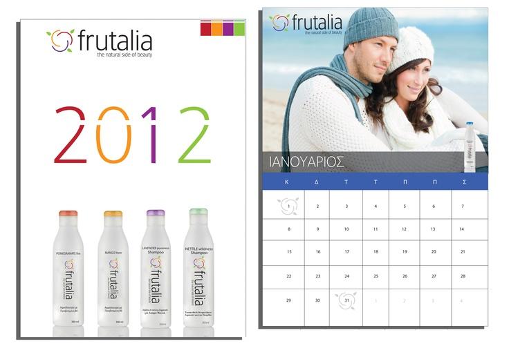 Frutalia callendar 2012