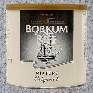Borkum Riff Original Pipe Tobacco | 4noggins.com