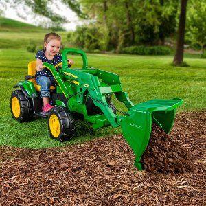 john deere, ride on toys, power wheels, battery powered, tractor, dumper, for kids, children, toys