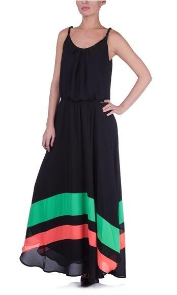 Vestido largo de Fornarina
