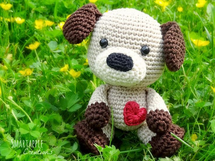 Amigurumi puppy by Smartapple Creations My amigurumi ...