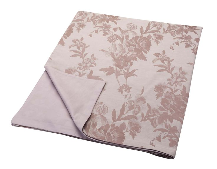 Feminine and pretty, this bedlinen looks great as a complete set or mixed and matched with other pieces.  Priced from £35.