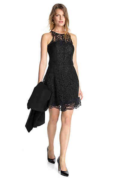 ESPRIT COLLECTION Edles Party-Kleid aus Spitze