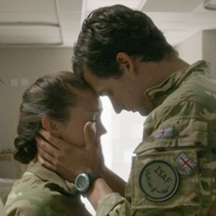 Ben Aldridge And Lacey Turner Molly and captain james