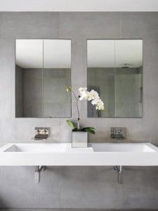 Compendious Minimalist Bathroom 11