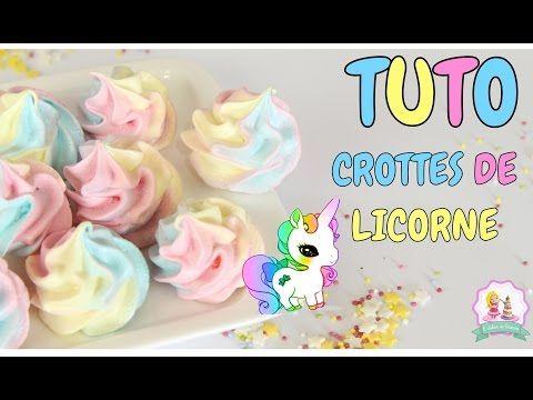 Réalisez des crottes de licorne avec cette astuce ultra-simple! Découvrez la recette en vidéo!