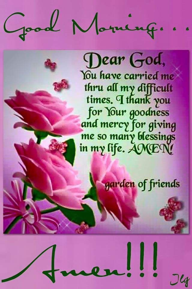 Good Morning Have A Happy And Blessed Day Good