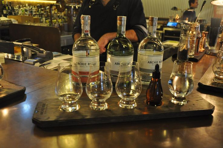 Archie Rose products are now available in Vine. What can we say, these are so approachable you can't stop drinking them.The guys were nice enough to show us around the distillery. I recommend doing the distillery tour if you and they have time, it is interesting to see how these new world products vary from old world practices. If you don't have time for a tour, make time to visit the bar and try a cocktail or three.