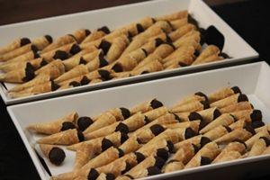 Kardemom-sjokoladetruffels