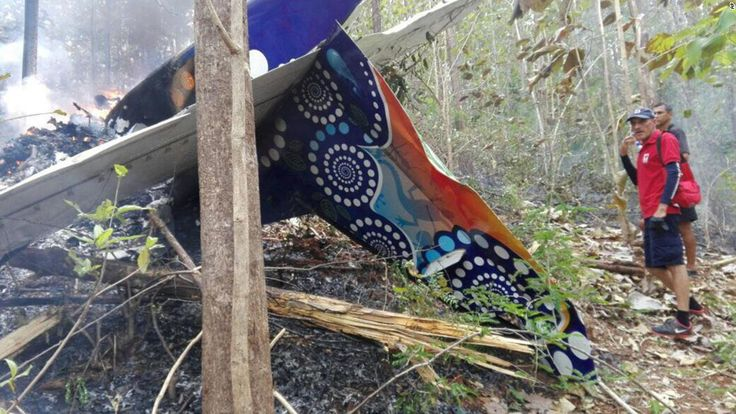Ten US citizens were among the victims of a small plane crash in Costa Rica's Guanacaste province Sunday.