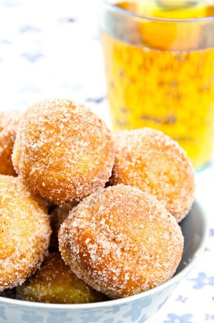 Munkki: donuts finlandeses de cardamomo <3
