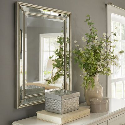 Darby Home Co Wilson Wall Mirror