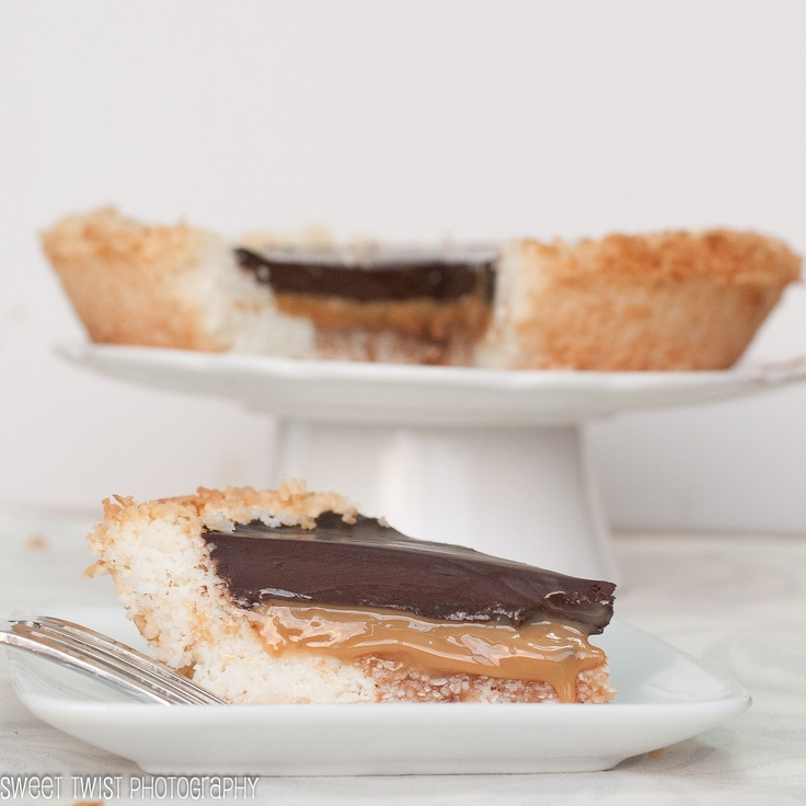 Chocolate Salted Caramel Pie | Easy as Pie | Pinterest