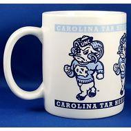 UNC Tar Heels Coffee Mug Cup NCAA Football Chapel Hill North Carolina Gift Idea