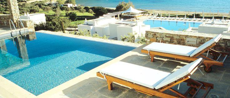 Elies Resort, Vathi - 5 star luxury in Sifnos. Enquiries aegean@thesaurus.gr