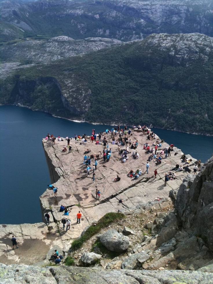 Prekestolen Norway