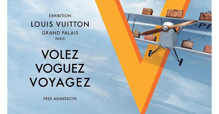 LOUIS VUITTON - Video Grand Palais Exhibition @LouisVuitton