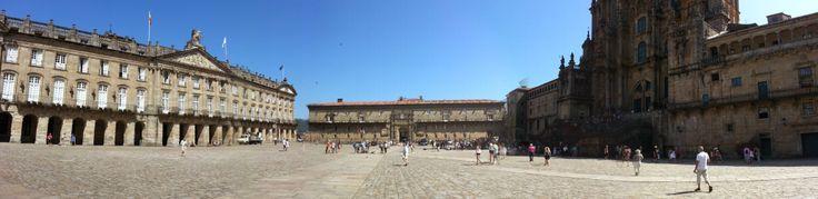 Praza do Obradoiro (Santiago de Compostela)