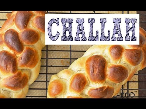 Challah from the vegan cookbook Aquafaba by Zsu Dever