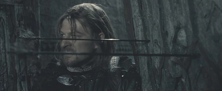 lord of the rings they got a cave troll | Boromir: they've brought a cave troll! - New Line Cinema