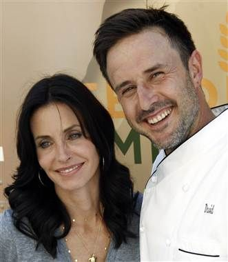 David Arquette and Courteney Cox officially call it quits.