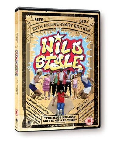 Wild Style: 25th Anniversary Special Edition DVD 1982