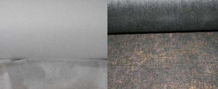 jajasio Kurzwaren Overlockgarn Gurtband Gummiband - 3 Meter Vlies-Bügeleinlage (doppelte Klebepunkte), Weiß - 25g/m²(1)