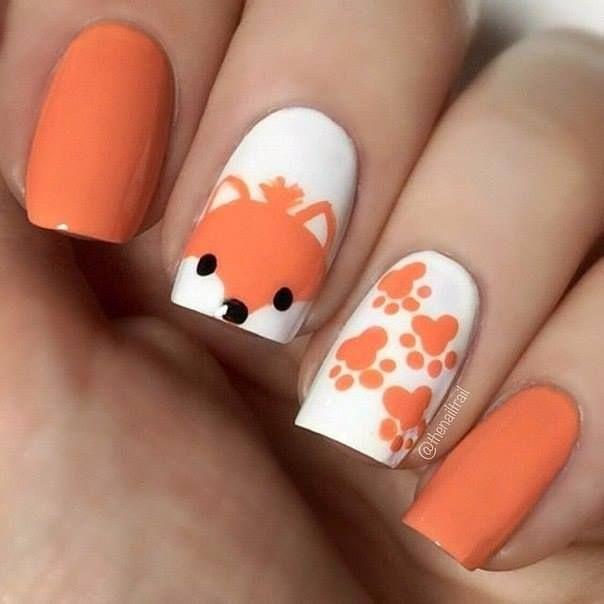 Pretty Nail Art: Best 20+ Fox Nails Ideas On Pinterest