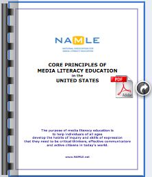 This pin outlines the core principles of media literacy. These principles very closely resemble certain principles discussed in curriculum guides and therefore can be sued to connect media to the mandatory curriculum.