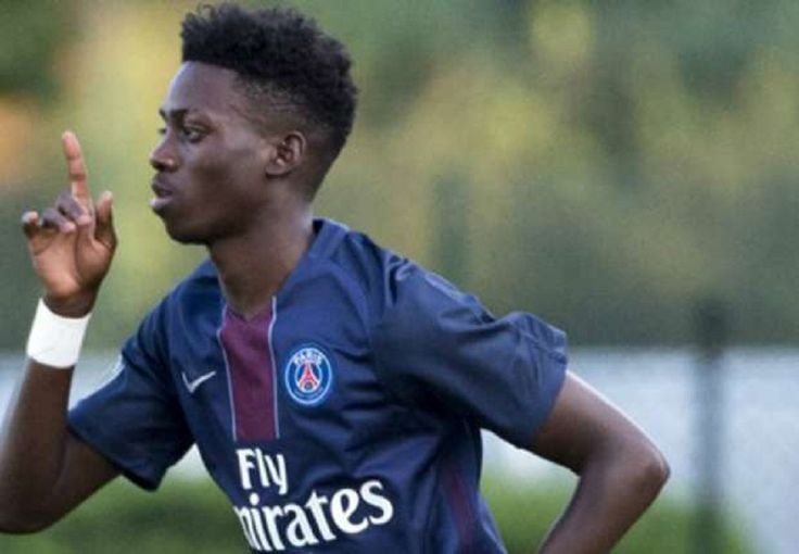 The United States youth international has signed a three-year deal with the French side, which he originally joined in July 2014...