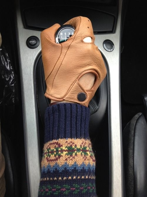 We love this glove and jumper match. Need to touch up your car? 100% Colour Match Guarantee - http://www.chipex.co.uk/  #Chipex #TouchUpPaint
