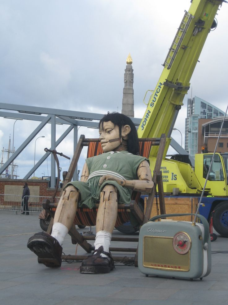 Giants spectacular are coming back very soon  in Liverpool !