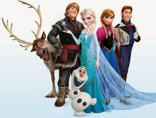 Imagenes de Frozen-Imagenes y dibujos para imprimir