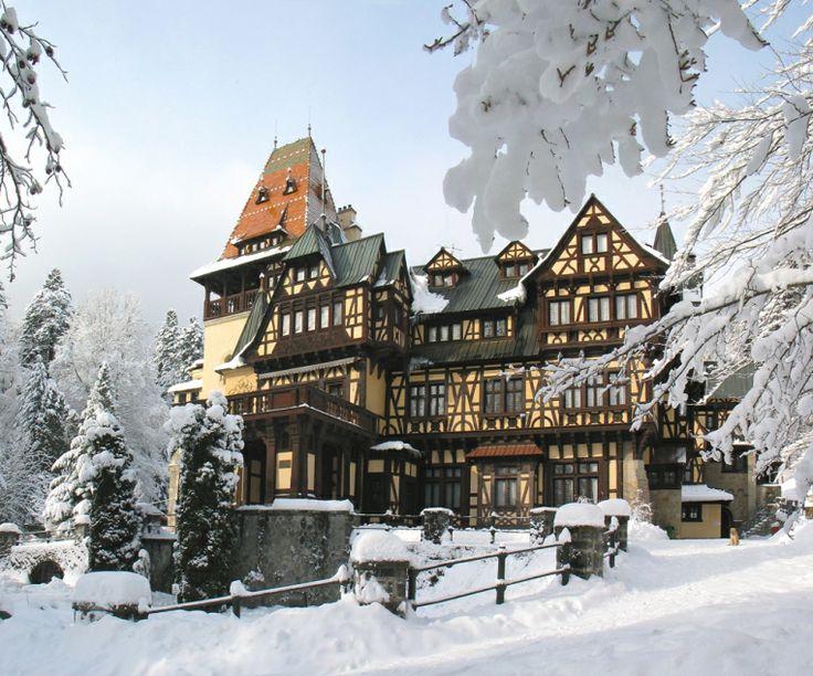 Castelul Pelișor - Sinaia, România