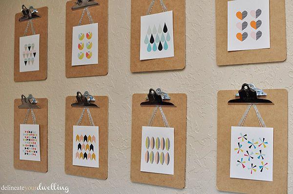 Spring Clipboard Gallery, Delineateyourdwelling.com