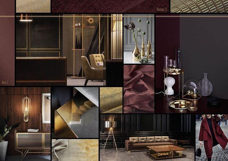 #METALLICS - отличное средство заставить #интерьер сиять, считают дизайнеры @kobe_interior_design #galleria_arben #fabric #металлик #блекс