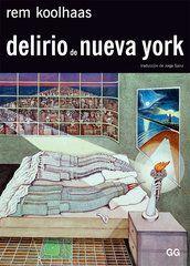 rem koolhaas delirio de nueva york