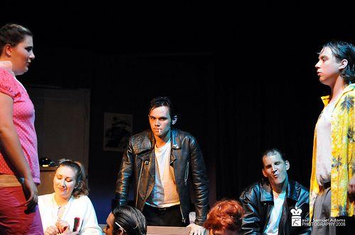 El musical 'Grease' en Madrid
