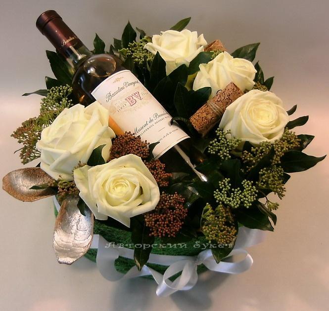 Букеты к юбилею мужчине, доставка цветов