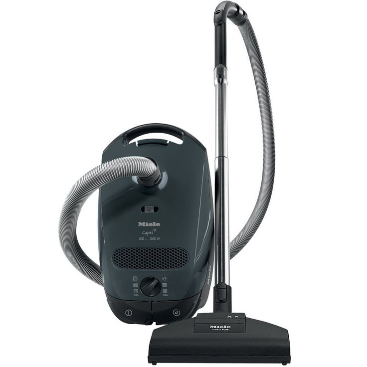 Miele S2121 Capri Canister Vacuum Cleaner is a helpful and efficient cleaning machine with strong and impressive filtration system allowing you to breathe clean and dust free air while vacuuming your house