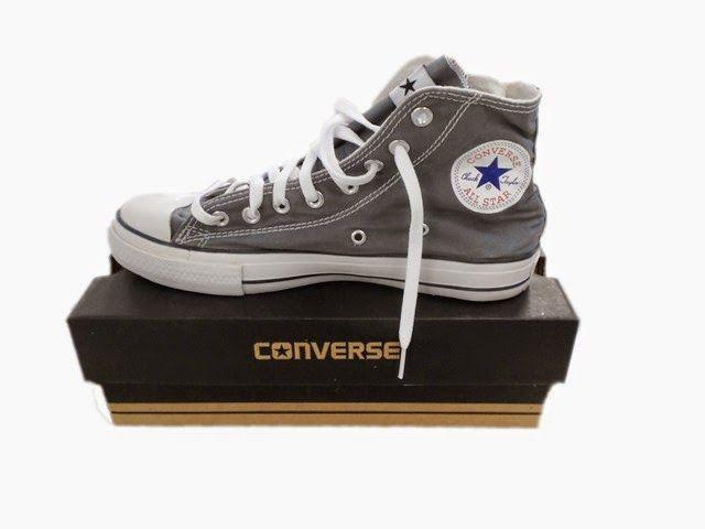 Sepatu Converse All Start Grey ZAD101 :: IndoGaleri