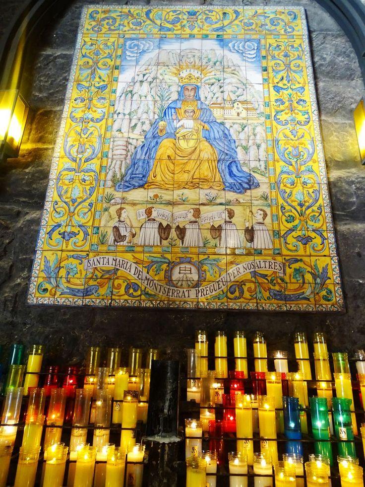 Czarna Madonna z Montserrat - Galerie fot. Mariusz Godos