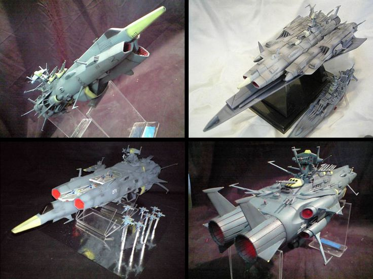Modeler's Gallery Part 2: Earth Defense Forces | CosmoDNA