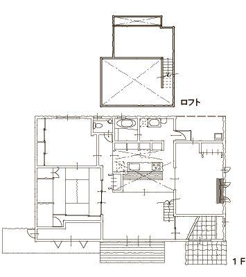 平屋+ロフトの家。お客様から実際に頂いている声です♪