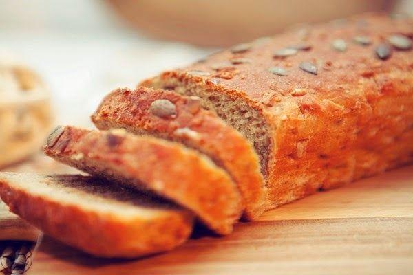 domowy chleb pełnoziarnisty przepis