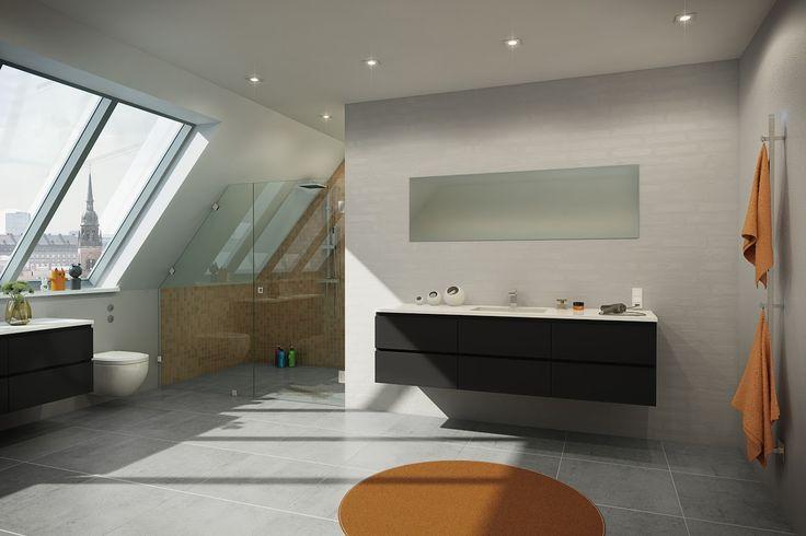 10 tips för badrumsplanering - Ett inredningsalbum på StyleRoom av INR