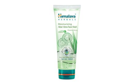 Rs 89 for Moisturizing Aloe Vera Face Wash 100 ml worth Rs 100. Valid at all super markets.