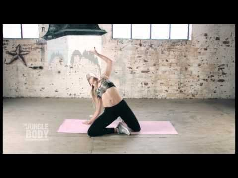 The Jungle Body KONGA Stretch  - Ciara - Body Party