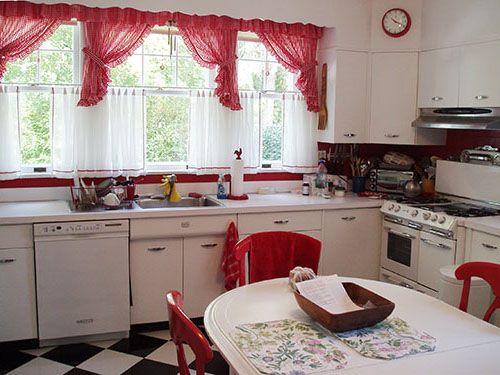 Die besten 25+ moderne Küchenvorhänge Ideen auf Pinterest Hütte - gardinen ideen küche